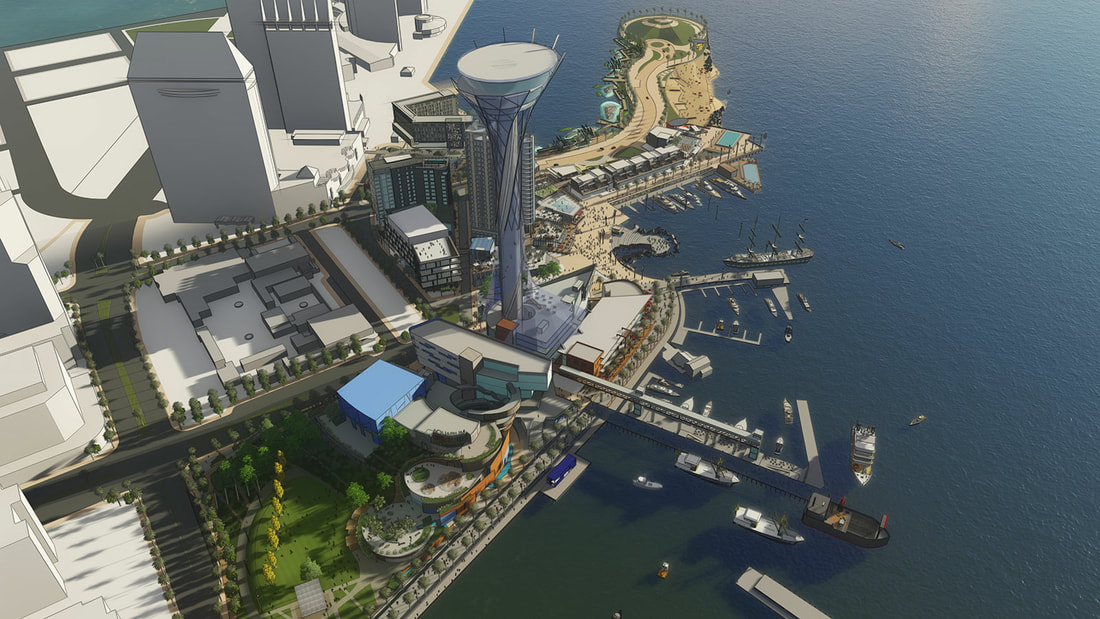 New plans for Seaport Village San Diego